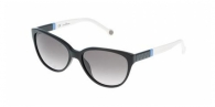 Carolina Herrera SHE572 700X BLACK/BLUE/WHITE / GRAY GRADIENT