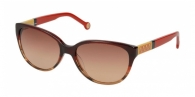 Carolina Herrera SHE572 ACL BROWN GRADIENT