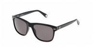 Carolina Herrera SHE608 700P BLACK GREY POLARIZED
