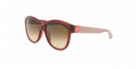 Carolina Herrera SHE644 06DC GREY/RED BROWN GRADIENT