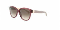 Carolina Herrera SHE644 0W48 GARNET / BROWN GRADIENT