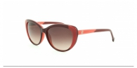 Carolina Herrera SHE648 0GEV PINK/GARNET BROWN GRADIENT