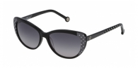 Carolina Herrera SHE648 T29Y BLACK / GREY GRADIENT