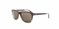 Carolina Herrera SHE658 0ACL DARK BROWN/BROWN