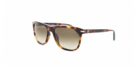 Carolina Herrera SHE658 0WA6 HAVANA/BROWN GRADIENT