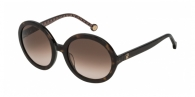 Carolina Herrera SHE696 0722 DARK HAVANA / BROWN GRADIENT