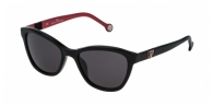 Carolina Herrera SHE698 700F BLACK RED