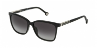 Carolina Herrera SHE702 700 BLACK WHITE