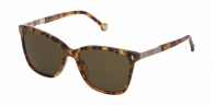 CAROLINA HERRERA SHE828 777P BROWN