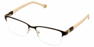 Carolina Herrera VHE038 0SR1 VANILLA DARK BROWN