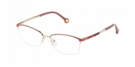 Carolina Herrera VHE077 0323 RED / GARNET / BEIGE