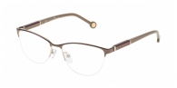 Carolina Herrera VHE079 0484 BEIGE / BROWN