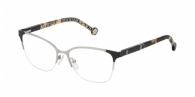 Carolina Herrera VHE091 0S68 BLACK / HAVANA CLEAR