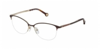 Carolina Herrera VHE093 0342 BROWN / GRANATE