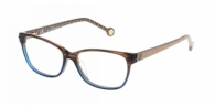 Carolina Herrera VHE635 OM61 TOP MIXTURE BROWN&BLUE AND BROWN