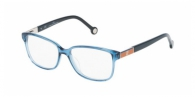 Carolina Herrera VHE659 0T90 ORANGE / DARK BLUE