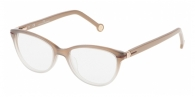 CAROLINA HERRERA VHE660 0WTQ BROWN GRADIENT