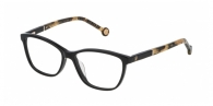 Carolina Herrera VHE712 0700 BLACK / LIGHT HAVANA