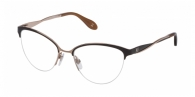 CAROLINA HERRERA NEW YORK VHN046M 08M6 DARK BROWN