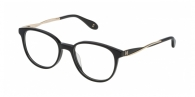 CAROLINA HERRERA NEW YORK VHN580 0700 BLACK / GOLD