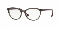 VOGUE  VO5037-1905 TRANSPARENT DARK GREY
